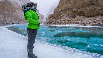 Chadar Trek   The Natural Wonder