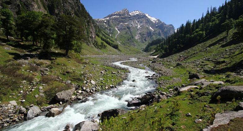 Hampta Pass trek: A post lockdown trek.