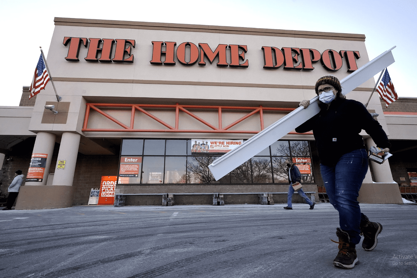How Does a Home Depot Health Check Work?
