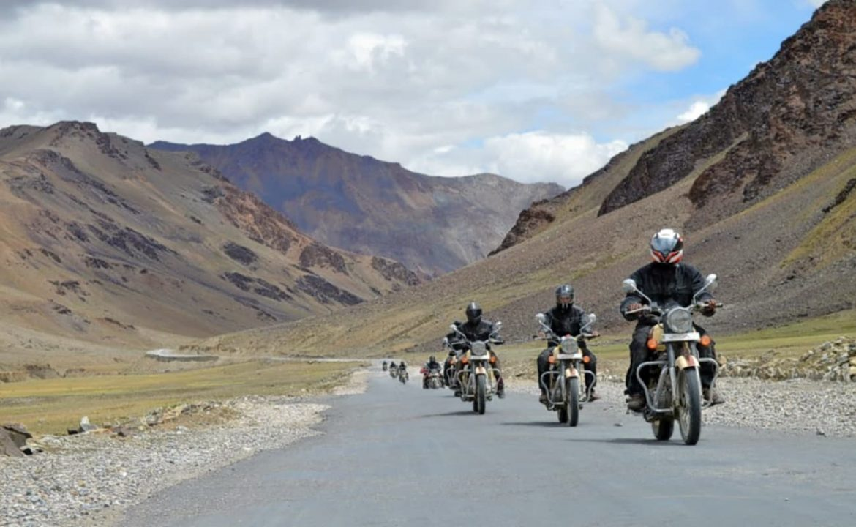 Leh Ladakh Bike Trip 2021   A Dream Trip For Many Bikers