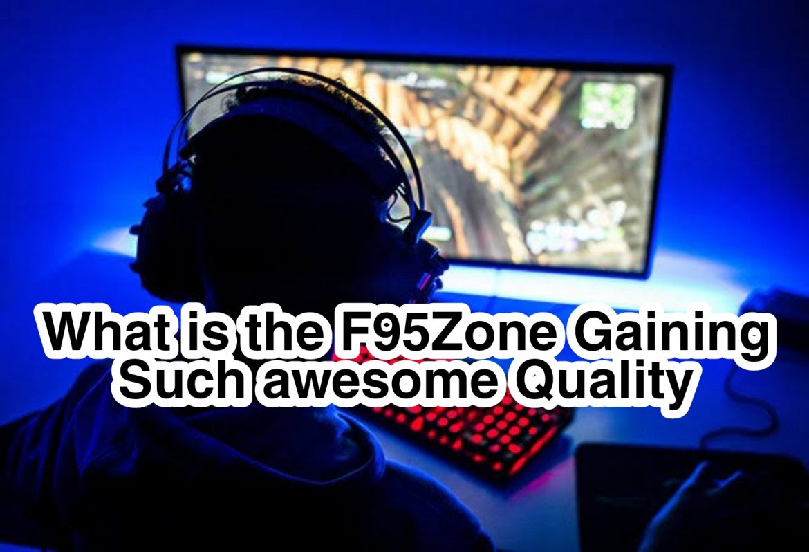 What is the F95Zone Gaining Such awesome Quality